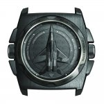 Zegarek męski Aviator mig collection M.2.30.5.215.6 - duże 4
