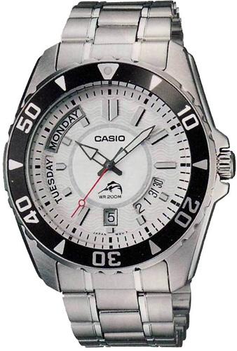 MDV-103D-7A - zegarek męski - duże 3