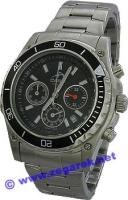 Zegarek męski Casio analogowo - cyfrowe MDV-500D-1A - duże 1