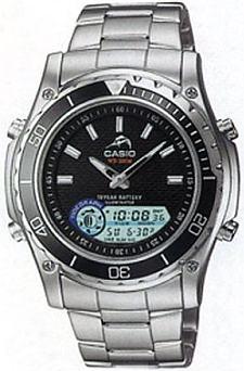 Zegarek Casio MDV-700D-1A - duże 1
