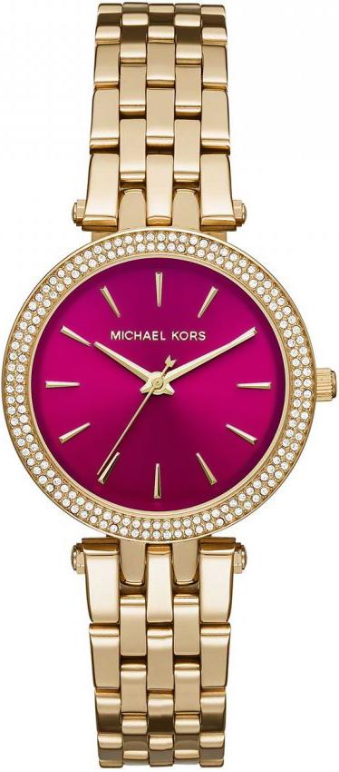 MK3444 - zegarek damski - duże 3