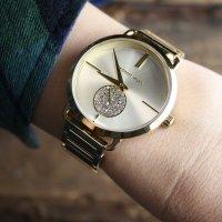 Zegarek damski Michael Kors portia MK3639 - duże 2