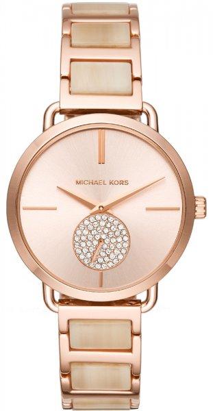 MK3678 - zegarek damski - duże 3