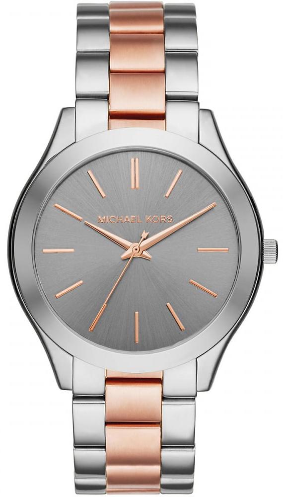 ed155343bb403 Michael Kors MK3713 SLIM RUNWAY zegarek damski - Sklep ZEGAREK.NET