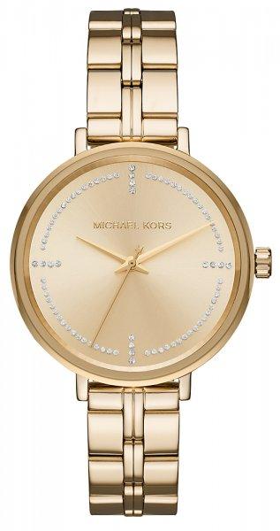 MK3792 - zegarek damski - duże 3