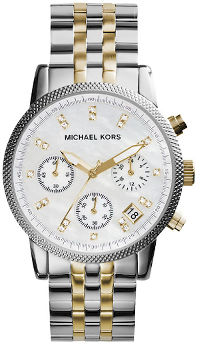 MK5057 - zegarek damski - duże 3