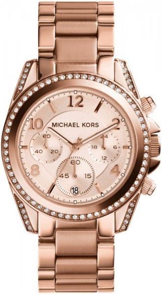 MK5263 - zegarek damski - duże 3