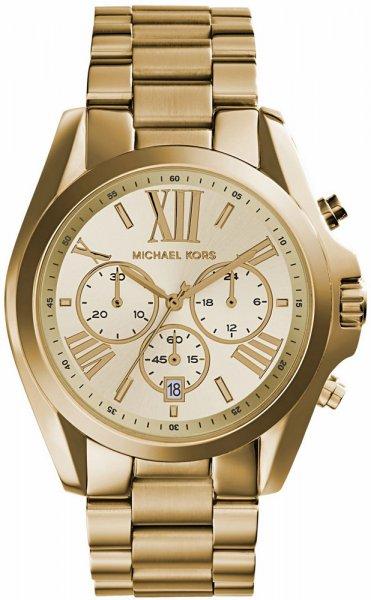 MK5605 - zegarek damski - duże 3