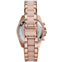 zegarek Michael Kors MK6066 MINI BRADSHAW damski z chronograf Mini Bradshaw