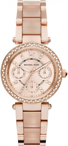 MK6110 - zegarek damski - duże 3