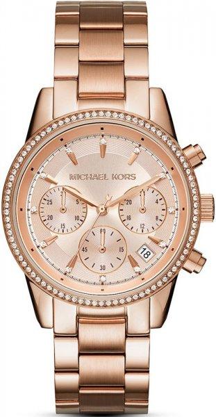 Zegarek damski Michael Kors ritz MK6357 - duże 1