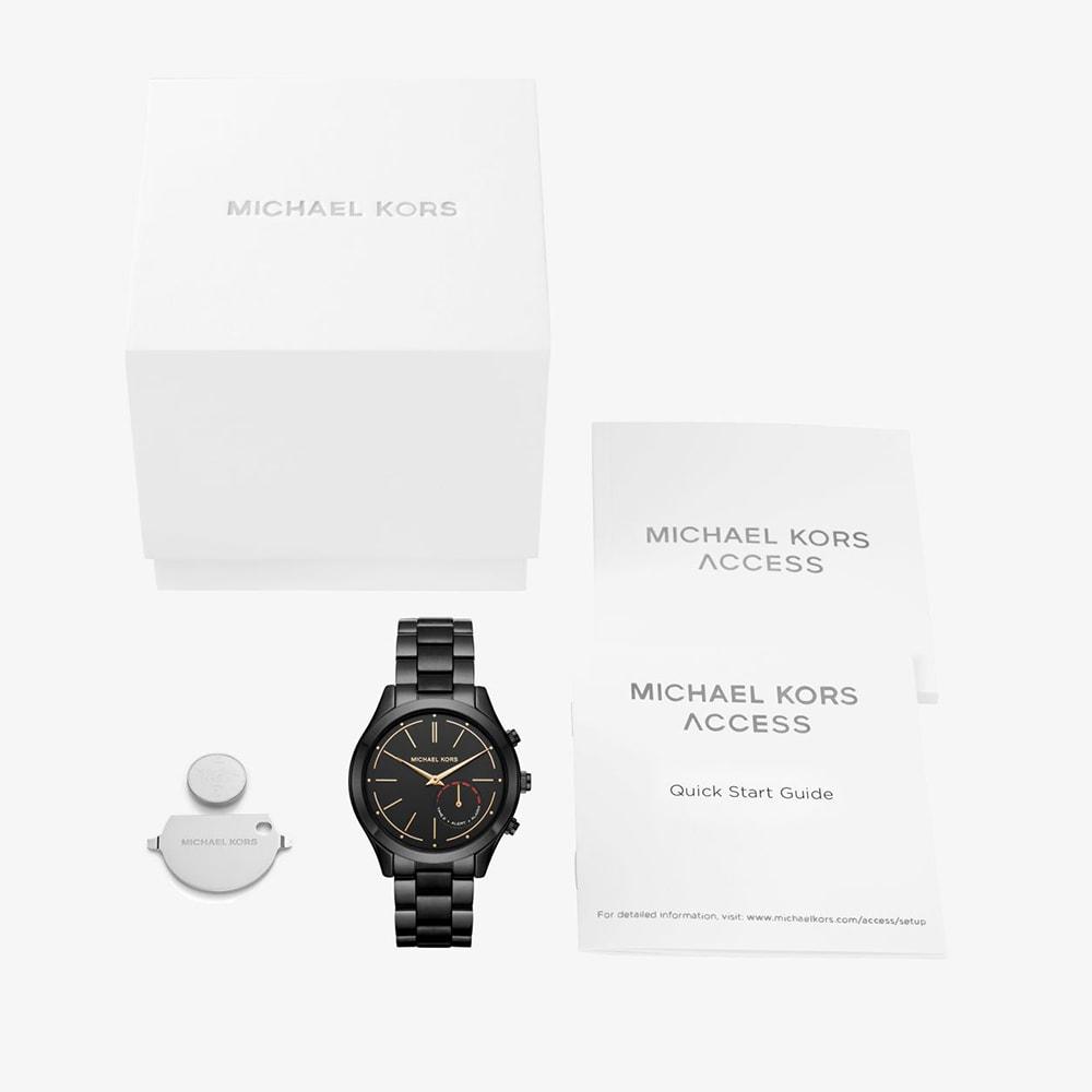 Zegarek damski Michael Kors Smartwatch Slim Runway