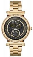 Zegarek damski Michael Kors access smartwatch MKT5021 - duże 1