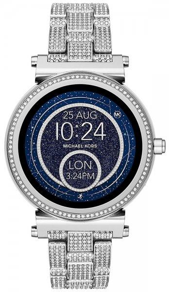 MKT5024 - zegarek damski - duże 3