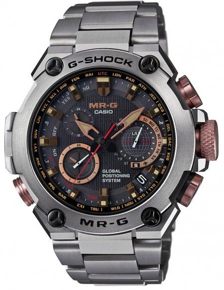 Zegarek G-Shock Casio MR.G TITANIUM 64 -męski - duże 3