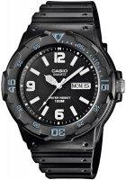Zegarek męski Casio sportowe MRW-200H-1B2VEF - duże 1