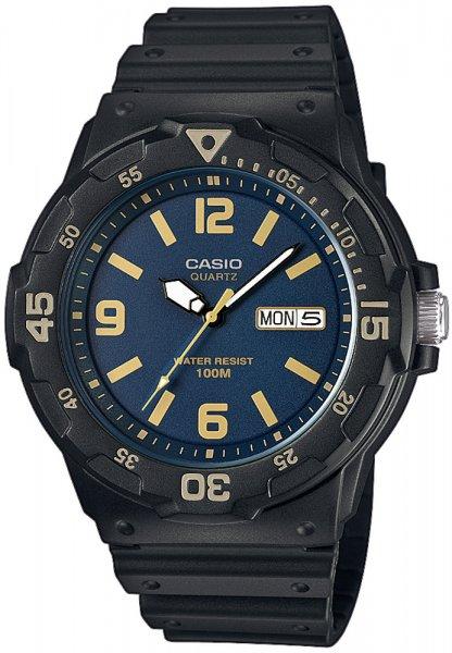 MRW-200H-2B3VEF - zegarek męski - duże 3