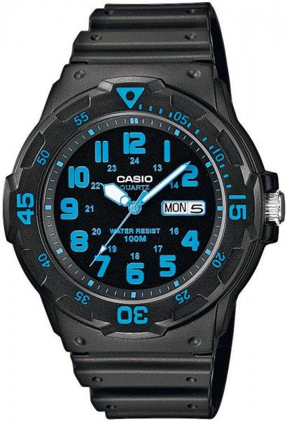 Zegarek męski Casio sportowe MRW-200H-2BVEF - duże 1