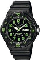 Zegarek męski Casio sportowe MRW-200H-3BVEF - duże 1