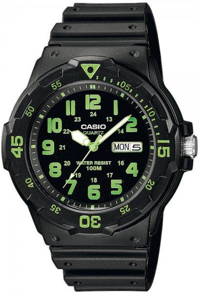 MRW-200H-3BVEF - zegarek męski - duże 3