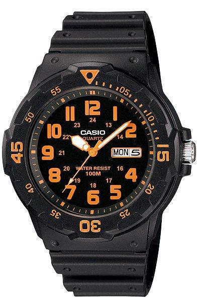 Zegarek męski Casio sportowe MRW-200H-4BVEF - duże 1