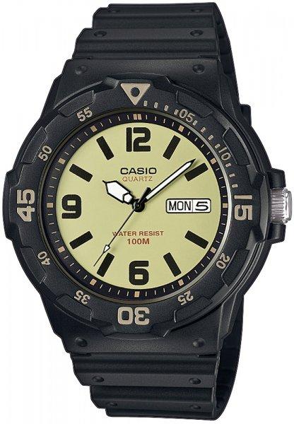 MRW-200H-5BVEF - zegarek męski - duże 3