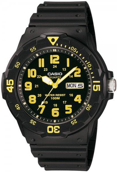 Zegarek męski Casio sportowe MRW-200H-9BVEF - duże 1