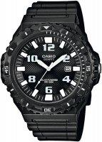 Zegarek męski Casio sportowe MRW-S300H-1BVEF - duże 1