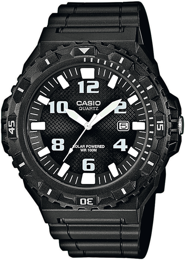 Zegarek Casio MRW-S300H-1BVEF - duże 1