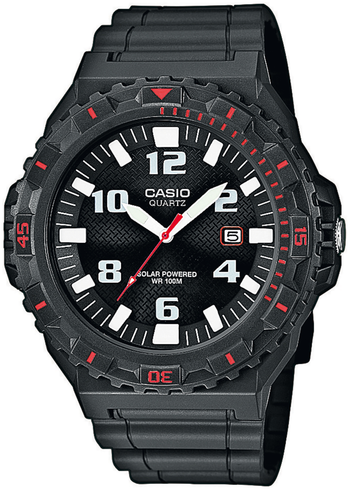 Zegarek męski Casio sportowe MRW-S300H-8BVEF - duże 3
