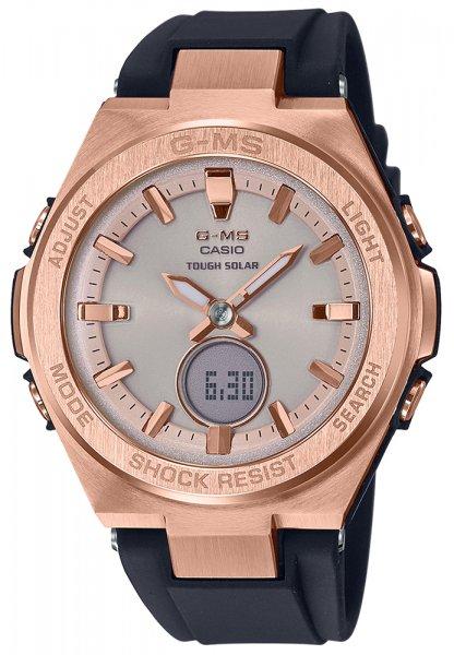 Zegarek Baby-G Casio G-MS METAL BEZEL - damski - duże 3