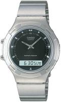 Zegarek męski Casio analogowo - cyfrowe MTA-1000-1A - duże 1