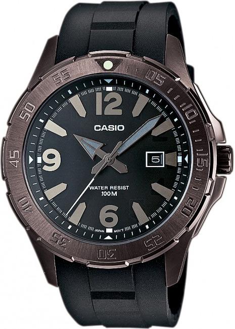Zegarek męski Casio klasyczne MTD-1073-1A1VEF - duże 3