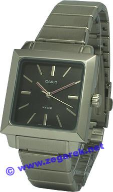 Zegarek męski Casio klasyczne MTF-106D-1A - duże 1