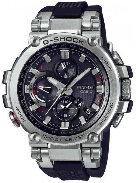 G-Shock MTG-B1000-1AER G-SHOCK Exclusive METAL TWISTED G 2-WAY SYNC