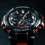 Zegarek męski Casio g-shock exclusive MTG-B1000B-1A4ER - duże 5