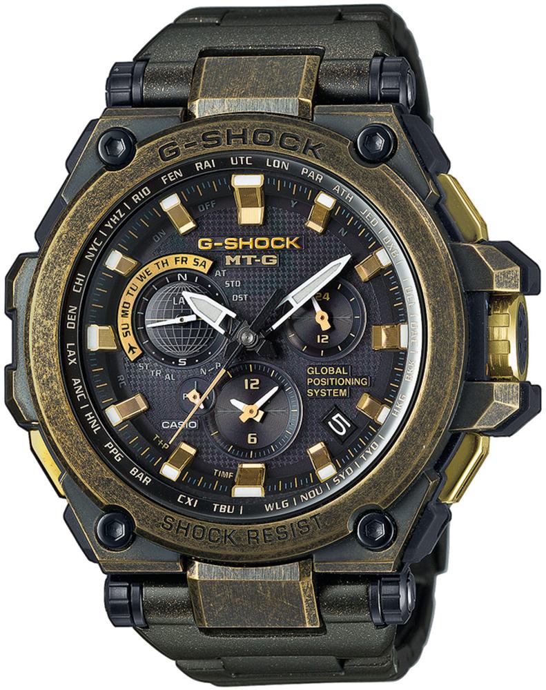 MTG-G1000BS-1AER - zegarek męski - duże 3