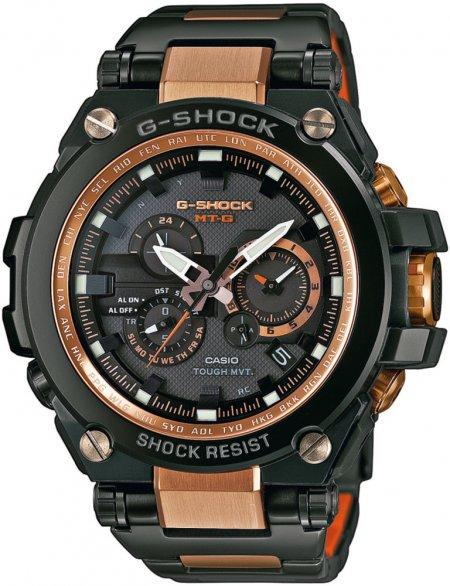 MTG-S1000BD-5AER - zegarek męski - duże 3