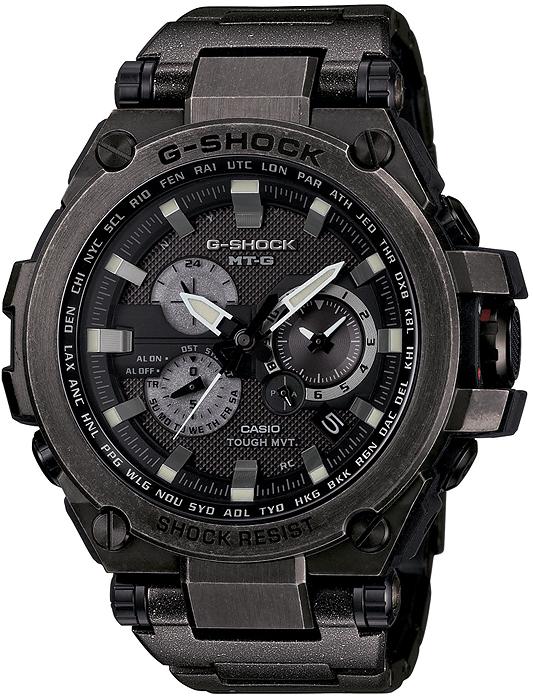 G-Shock MTG-S1000V-1AER G-Shock METAL TWISTED G