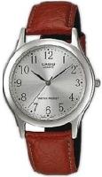 Zegarek męski Casio klasyczne MTP-1093E-7B - duże 1