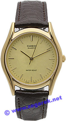MTP-1094Q-9A - zegarek męski - duże 3