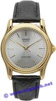 Zegarek męski Casio klasyczne MTP-1096Q-7A - duże 1