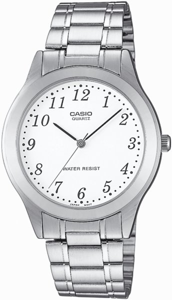 Zegarek męski Casio klasyczne MTP-1128A-7BH - duże 3
