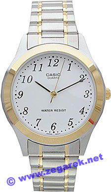 Zegarek Casio MTP-1128G-7B - duże 1