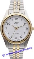 Zegarek męski Casio klasyczne MTP-1129G-7B - duże 1