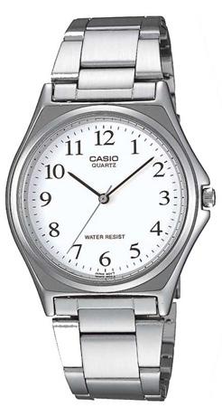 Zegarek męski Casio klasyczne MTP-1131A-7B - duże 1