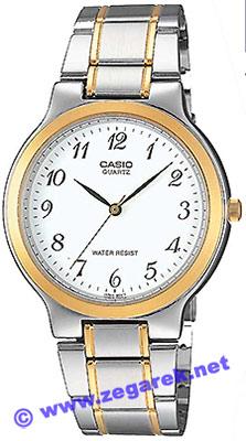 Zegarek męski Casio klasyczne MTP-1131G-7B - duże 1