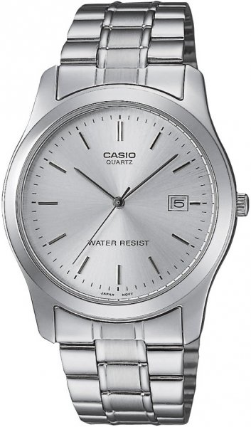 Zegarek męski Casio klasyczne MTP-1141A-7ADF - duże 1
