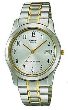 Zegarek męski Casio klasyczne MTP-1141G-7A - duże 1