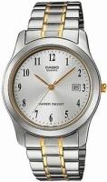 Zegarek męski Casio klasyczne MTP-1141G-7B - duże 2